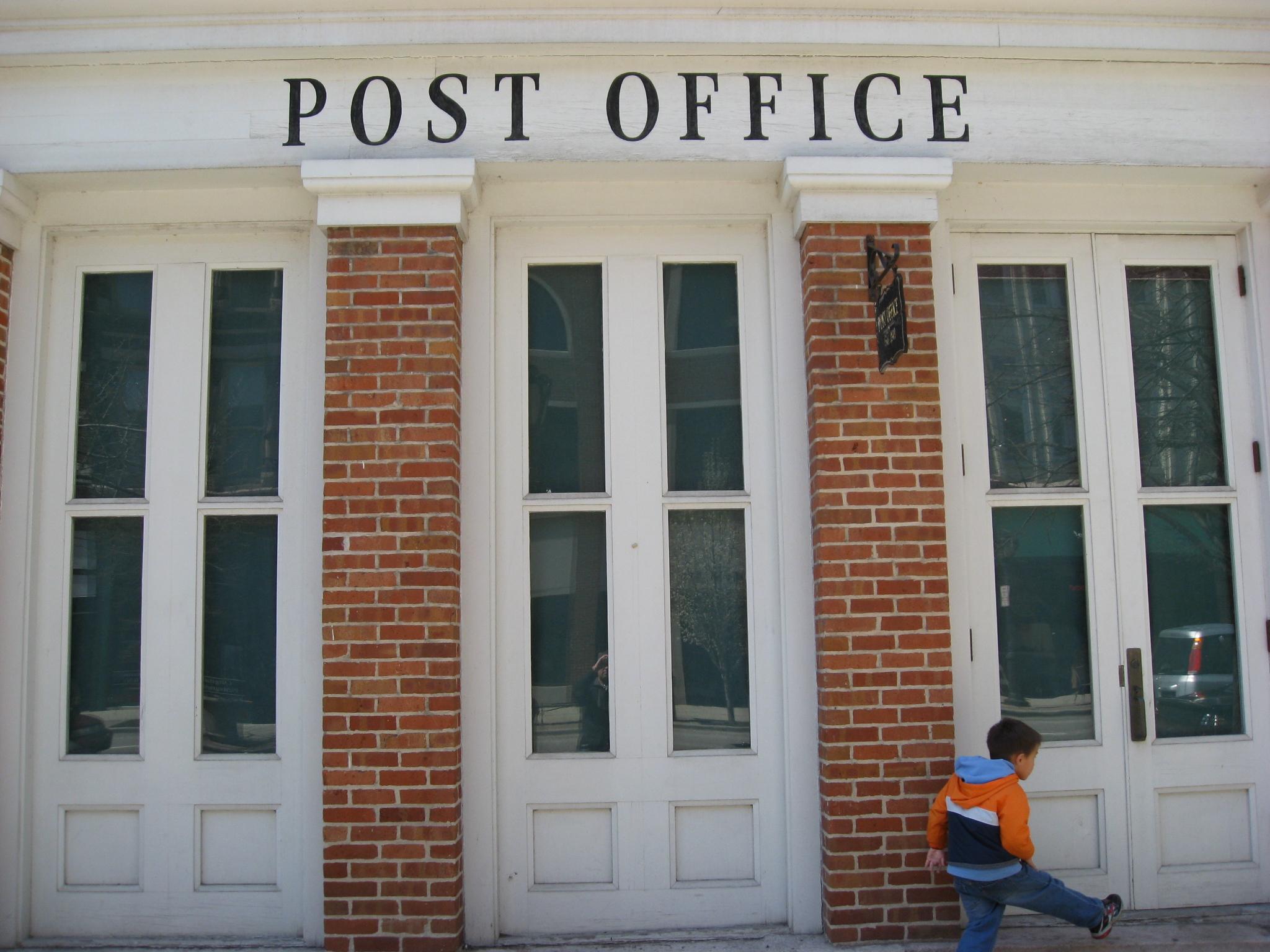 Post Office Herndon