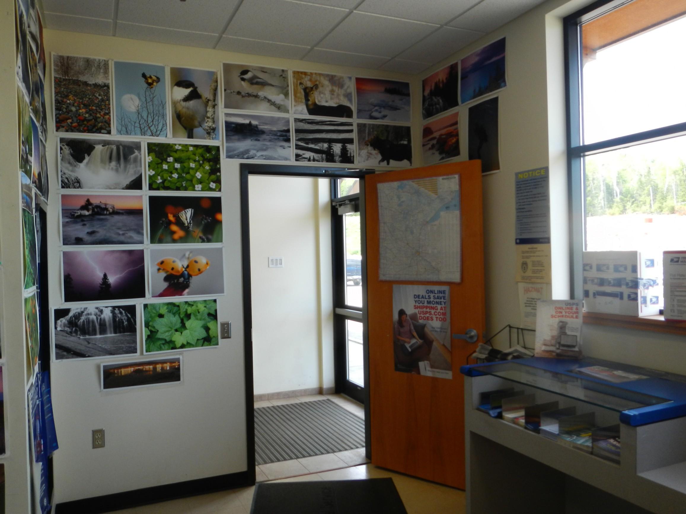 Grand Portage Post Office