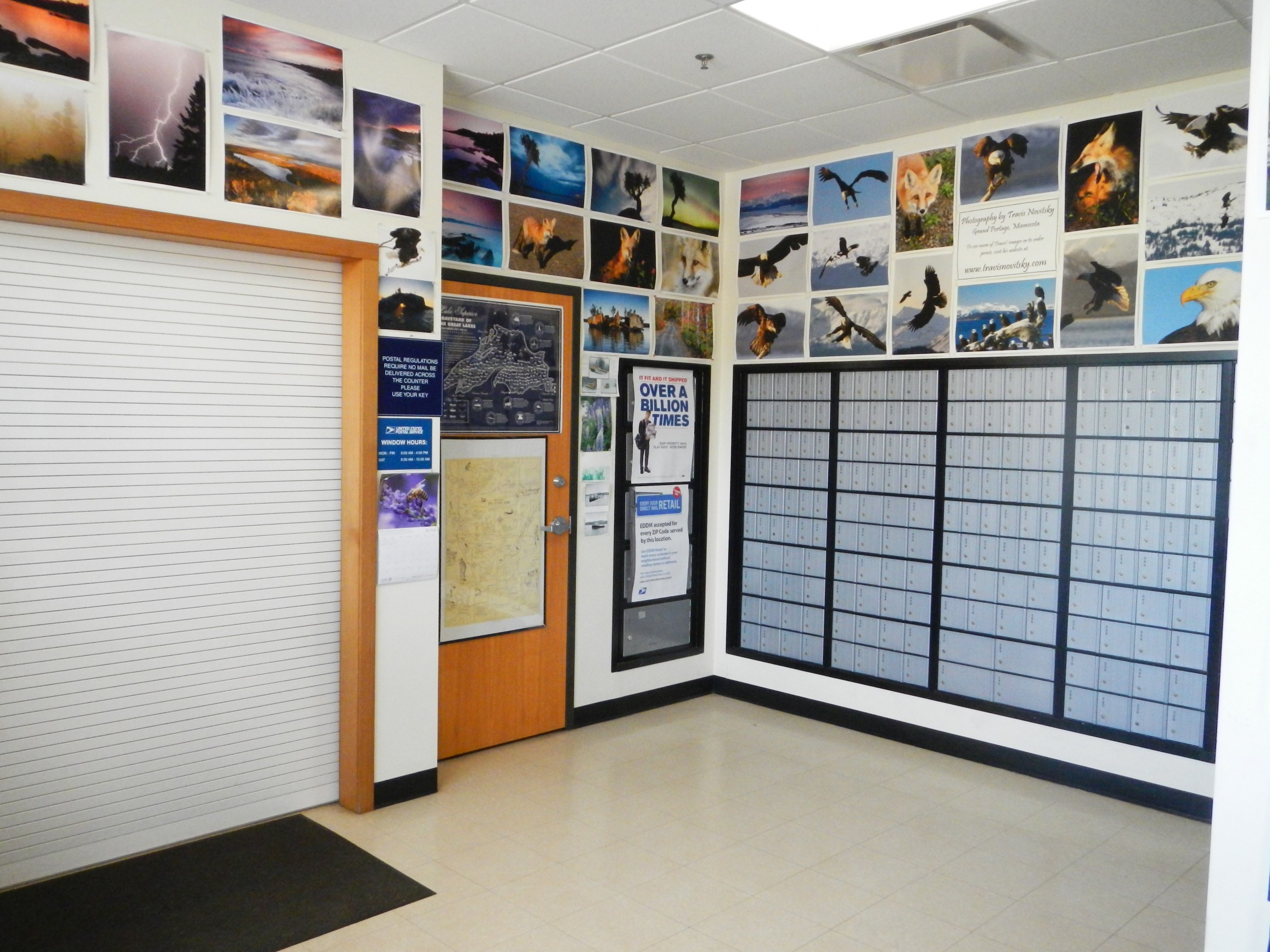 Grand Portage Post Office
