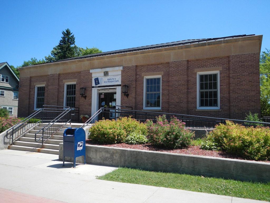 Chilton Wisconsin Post Office  U2014 Post Office Fans