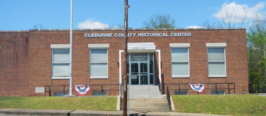 Heber Springs Arkansas Former Post Office