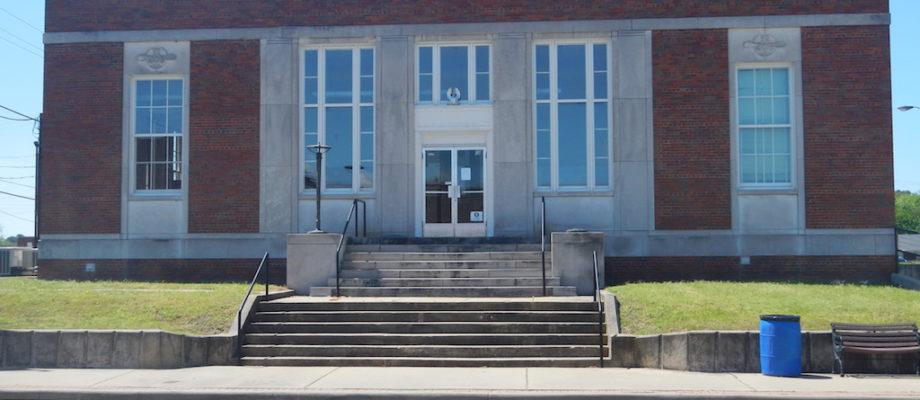 Morrilton Arkansas Former Post Office