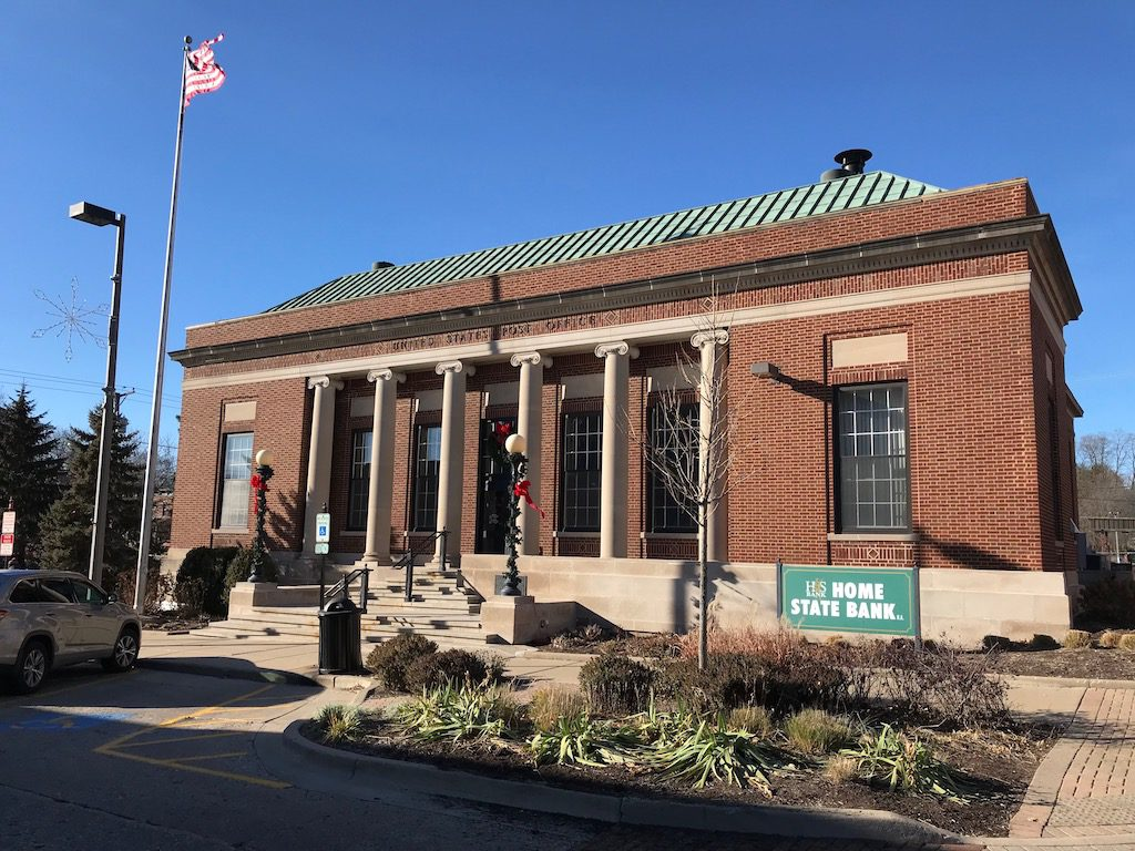 Wondrous Former Woodstock Illinois Post Office Post Office Fans Download Free Architecture Designs Scobabritishbridgeorg